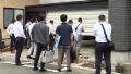 恐喝未遂容疑「二代目源清田会」を家宅捜索