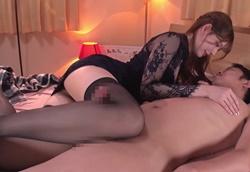【痴女】義理姉に責められる連続膣搾り痴女SEX!明里つむぎ2